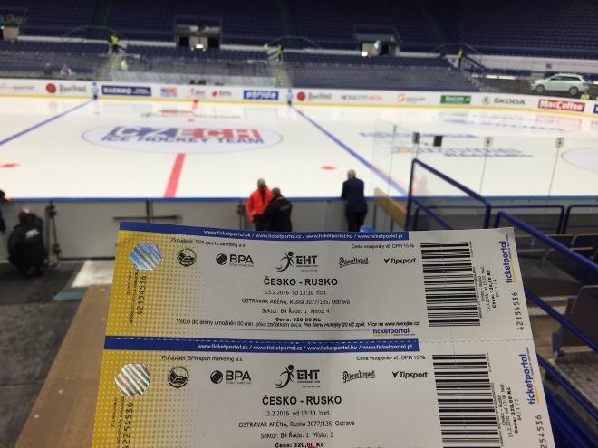 Билеты на матч Россия-Чехия