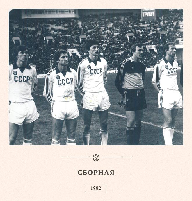 Сергей Родионов. Сборная СССР по футболу