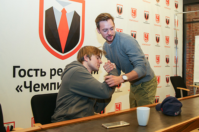 Макар Запорожский и Александр Соколовский