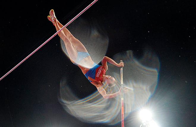Наладив свой семейный быт, Исинбаева наконец-то решила вернуться в большой спорт