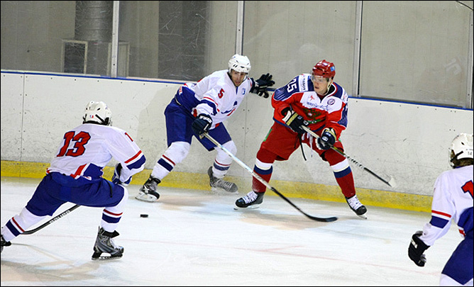 Евгений Кузнецов (U-20). Фото 01.