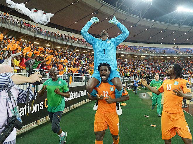 Кот-д'Ивуар – Гана