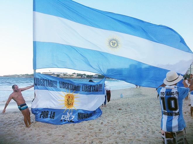 Аргентинские мужчины не плачут