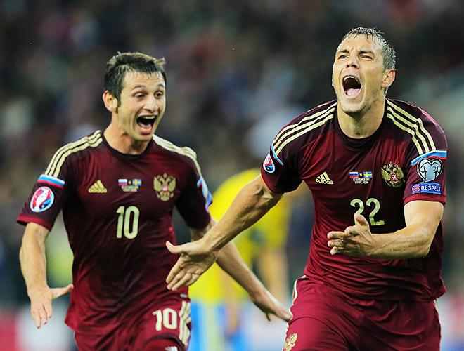 Форма сборной России 2014-15