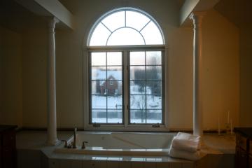 Ванная комната Сергея Карасёва