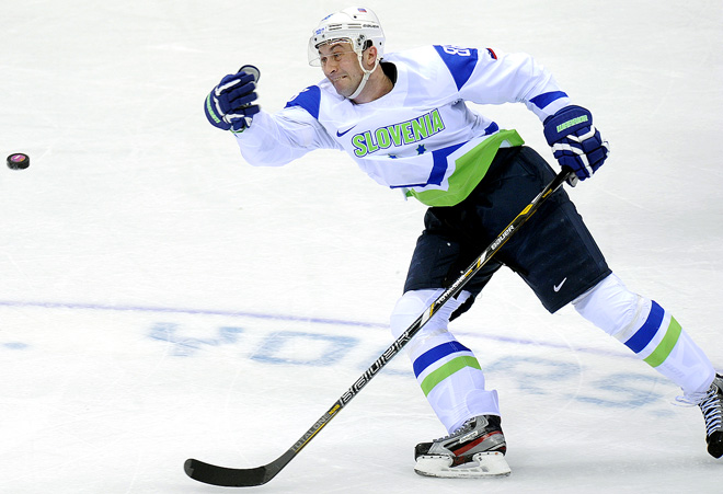 Сабахудин Ковачевич представлял ВХЛ на Олимпиаде в Сочи