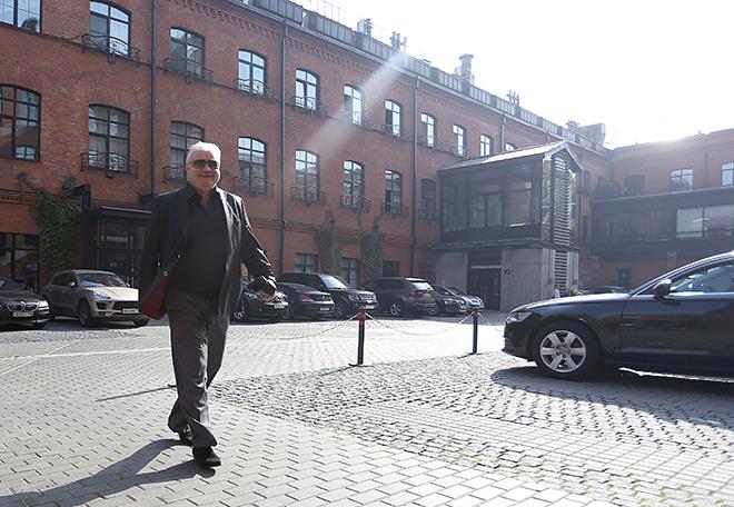 Владимир Плющев в гостях у «Чемпионата»