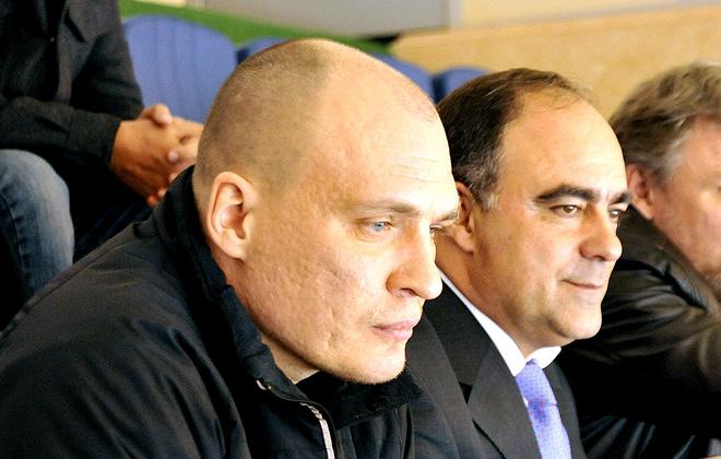 Главному «возмутителю спокойствия» ВХЛ Андрею Разину два матча придётся смотреть с трибуны