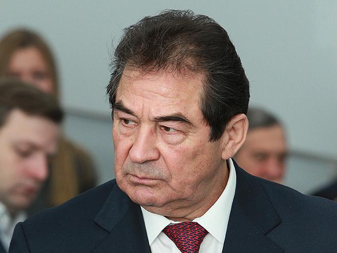 Шафагат Тахаутдинов