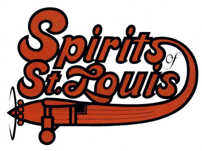 Эмблема клуба «Сент-Луис Спиритс»