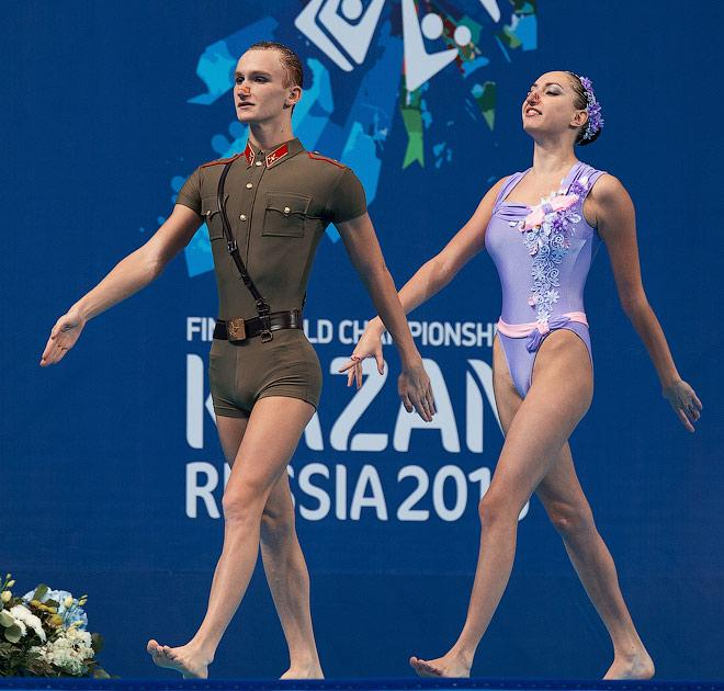 Александр Мальцев и Дарина Валитова