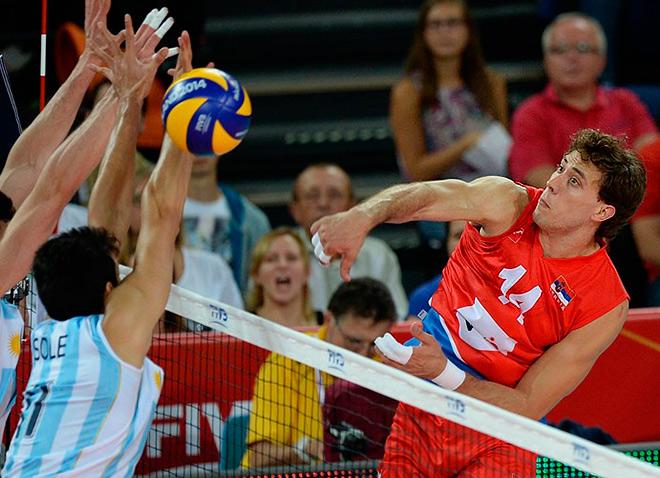 Сборная Сербии переиграла Аргентину и набрала первые три очка на ЧМ