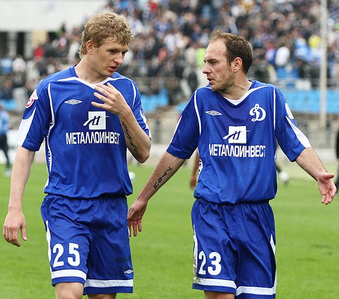 Йован Танасьевич и Денис Колодин