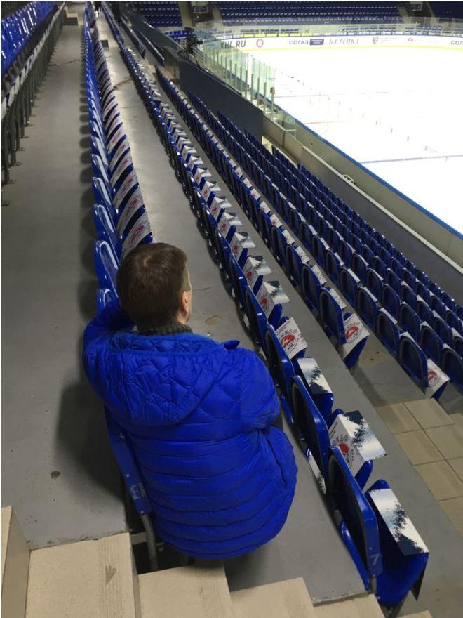 Эркка Вестерлунд перед вторым нижегородским матчем в серии