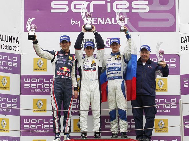 Из трио Вернь-Геррьери-Алёшин в Ф-1 попал только Жан-Эрик