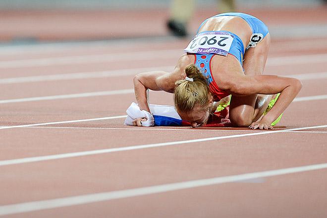 Свой первый чемпионат России Зарипова выиграла только в 23 года
