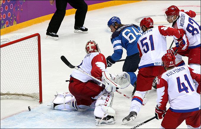 5 причин провала сборной России по хоккею на Олимпиаде в Сочи