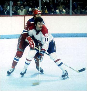 """31 декабря 1975 года. """"Монреаль Канадиенс"""". Геннадий Цыганков против Ивона Ламберта"""