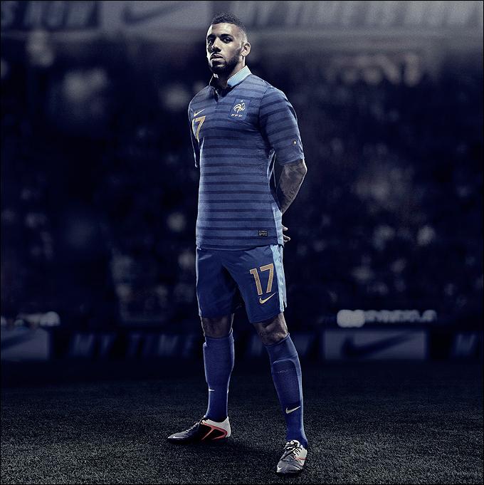 Форма сборной Франции Nike