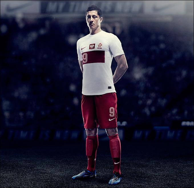Форма сборной Польши Nike
