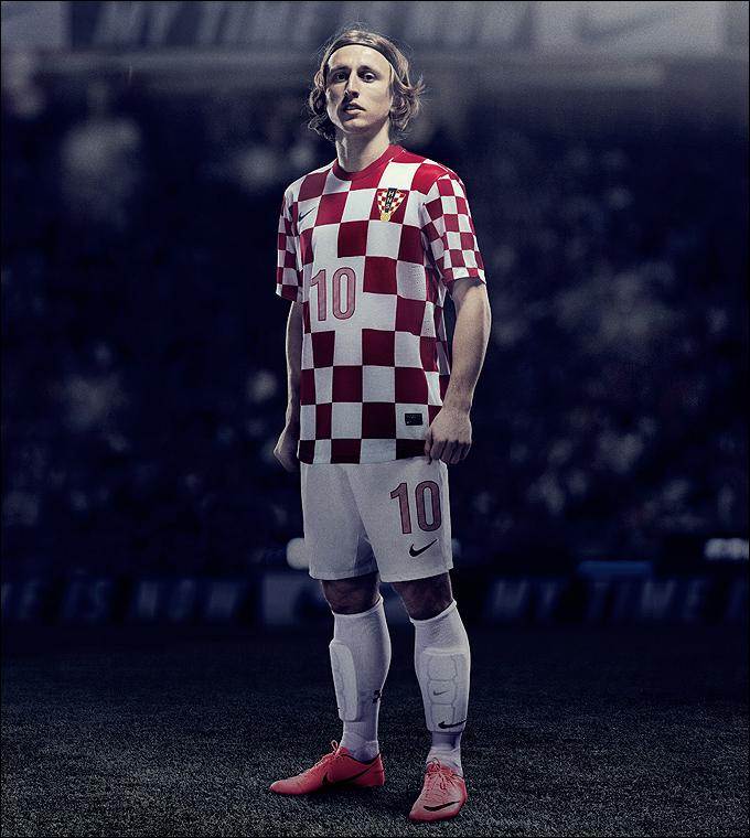 Форма сборной Хорватии Nike