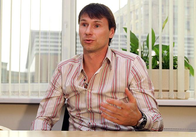 """Егор Титов в гостях у """"Чемпионат.ру"""""""