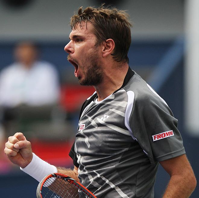 Вавринка квалифицировался на Итоговый чемпионат ATP