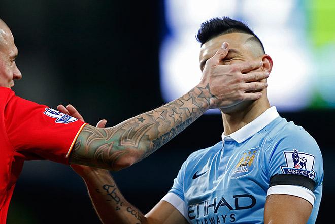 «Манчестер Сити» — «Ливерпуль»