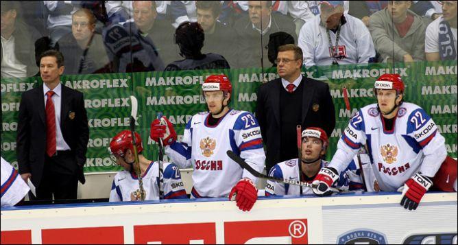 29 апреля 2011 года. Братислава. Чемпионат мира. Германия — Россия — 2:0