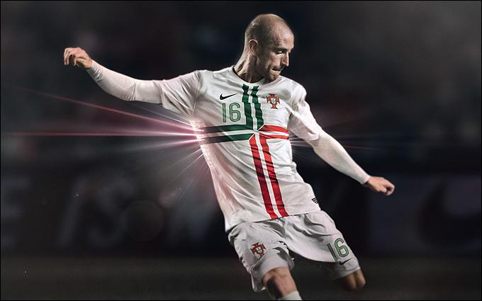 Форма сборной Португалии Nike