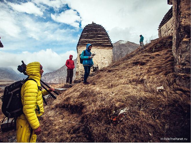 RideThePlanet в Северной Осетии