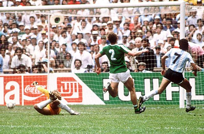 Финал ЧМ-1986. Аргентина – ФРГ