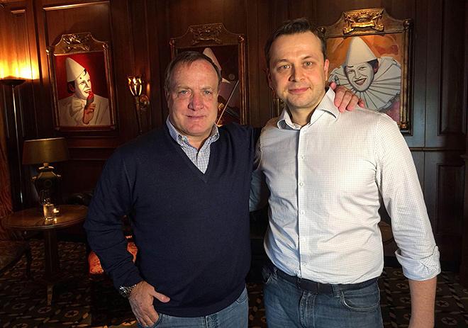 Дик Адвокат и Илья Казаков