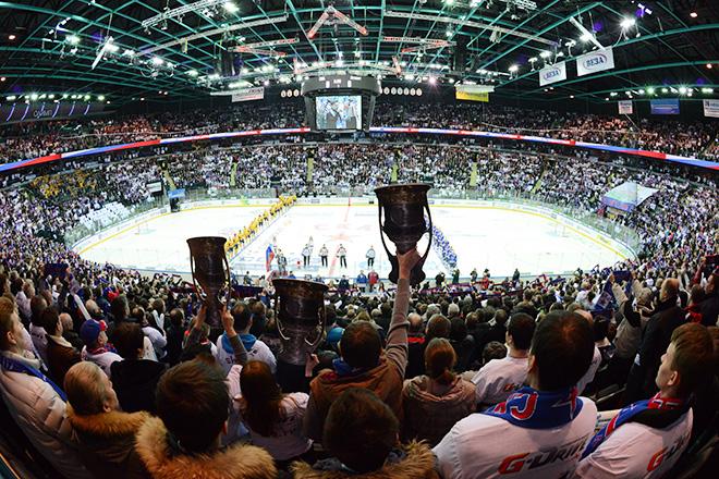 «Уже сейчас на матчи СКА готово прийти 20 тысяч зрителей»