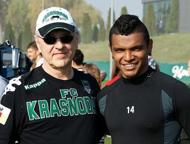 Евгений Руденко и Вандерсон