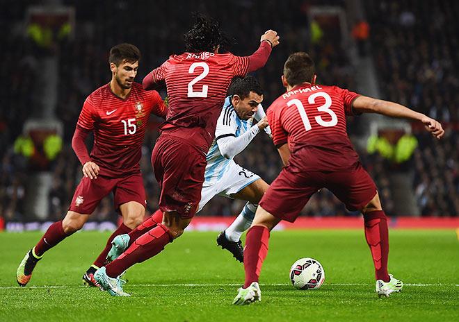 Португалия обыграла Аргентину – 1:0