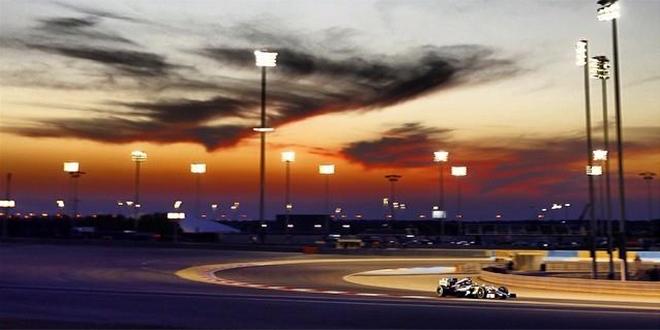 Бахрейн — это лучшее место для всех нас, чтобы провести тесты. Отличный трек, отличные люди и отличная погода!