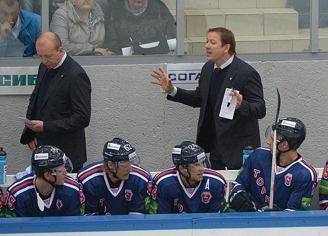 Андрей Скабелка и Петерис Скудра