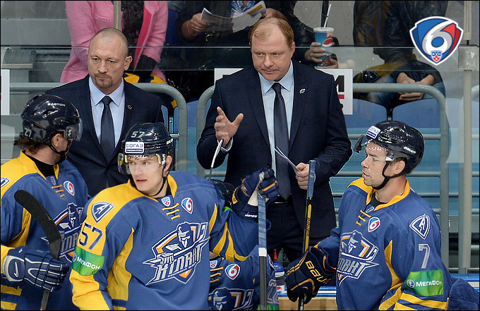 Появление Алексея Жамнова в роли тренера на скамейке помогло