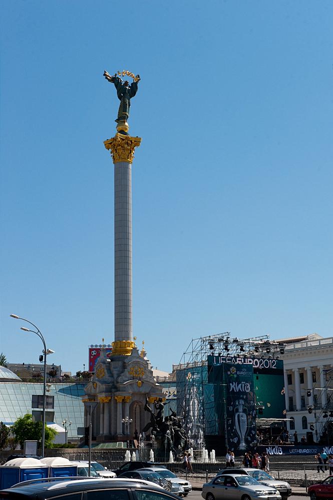 Украина готовится к Евро