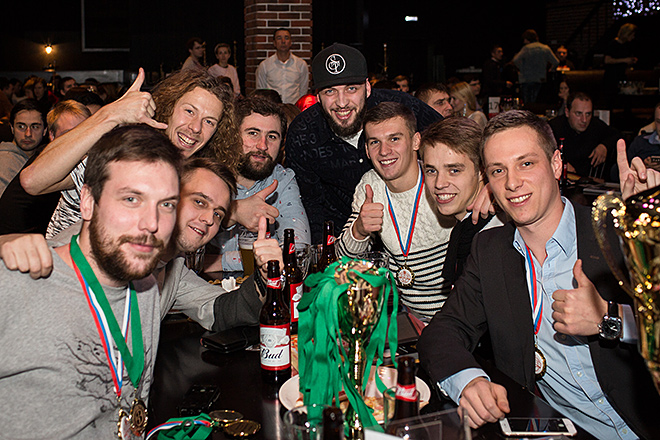 Вечеринка «Чемпионата»