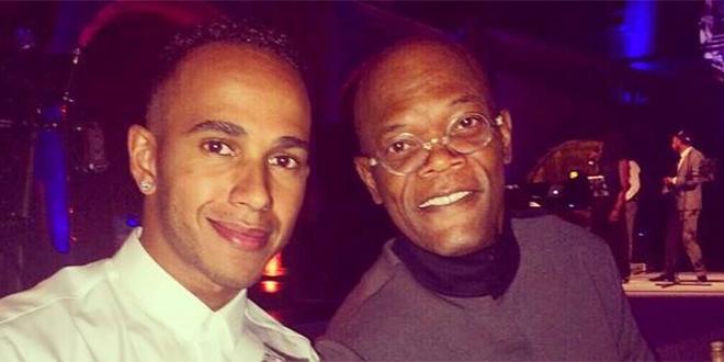 Спасибо брату Сэмюэлю Л. Джексону за приглашение на вечер, это важное событие ради важной цели #OneForTheBoys