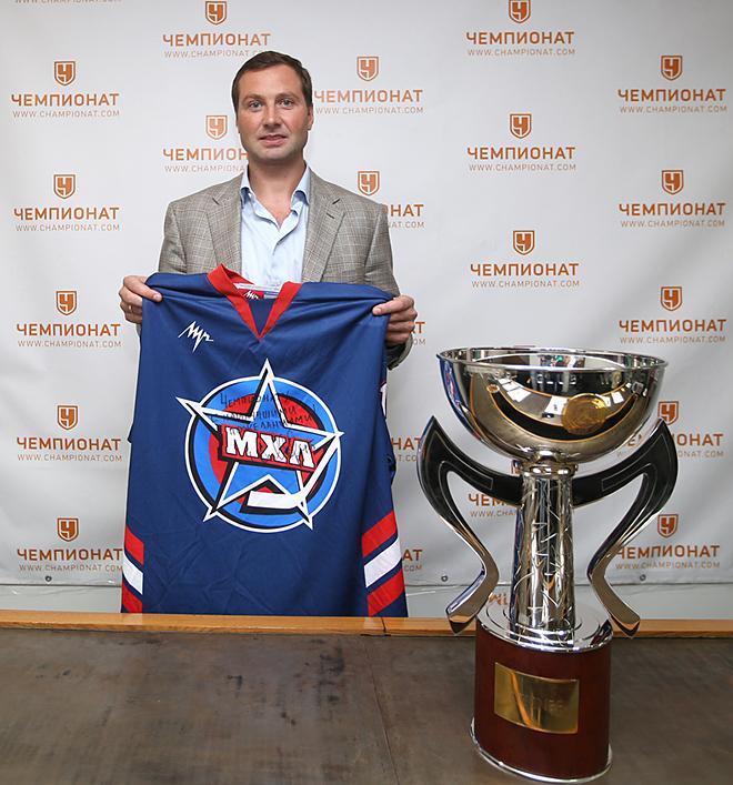 Алексей Морозов в гостях у «Чемпионата»