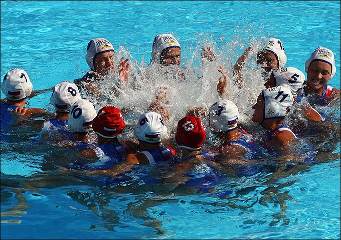 Женская сборная России готова к Олимпиаде