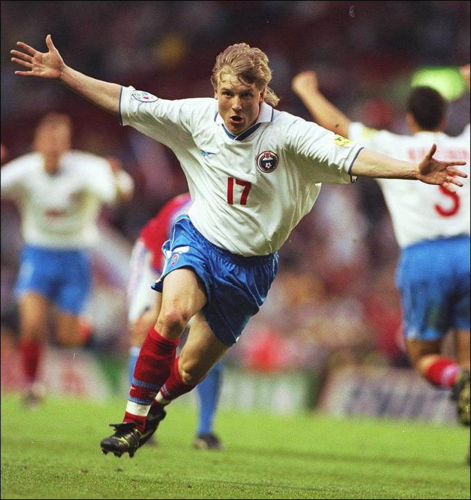 19 июня 1996 года. ЧЕХИЯ — РОССИЯ