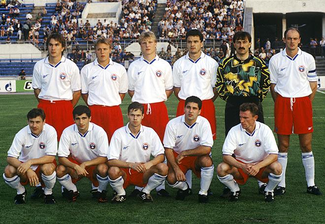 Сборная России на Евро-1996