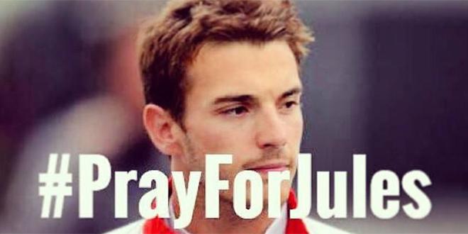 #PrayForJules #ForzaJules
