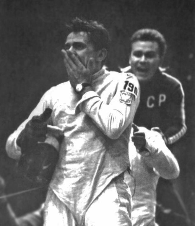 Миг победы. Секунду назад сборная СССР выиграла олимпийское золото, а Польша его проиграла