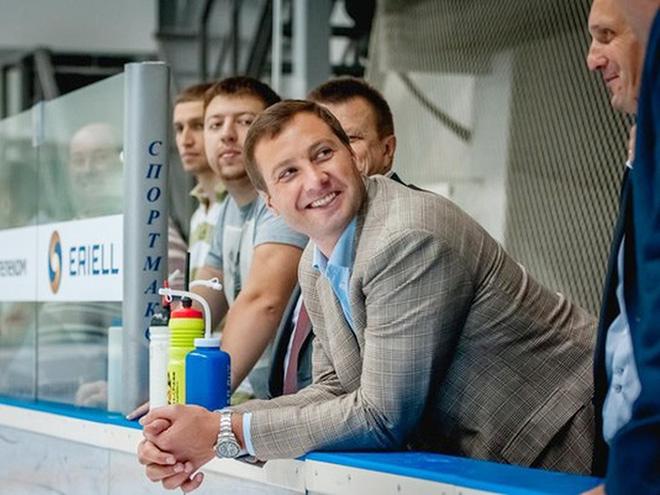 Руководитель МХЛ Алексей Морозов