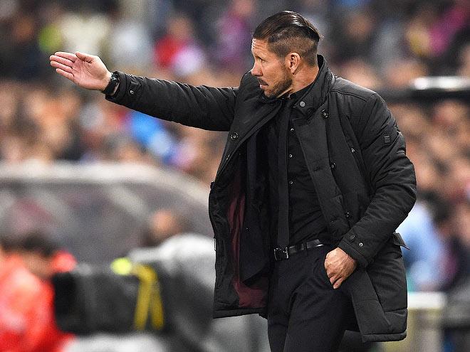 Диего Симеоне продлил контракт с «Атлетико»